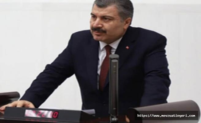 Sağlık Bakanı, 17 bin personel alımı ile ilgili açıklama yaptı