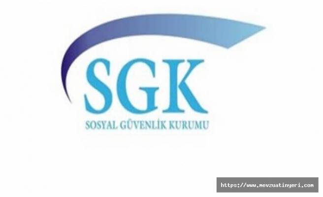 SGK, ıslak imzalı belge istenmemesi için yazı yayımladı