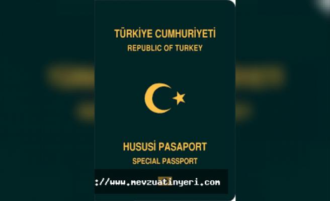 Avukatlara hususi damgalı pasaport düzenlenmesine dair yönetmelik