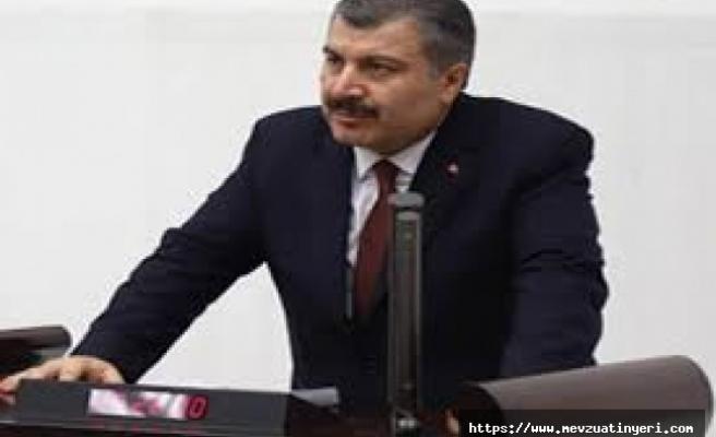 Sağlık Bakanı, 8.844 sözleşmeli personel alınacağını açıkladı