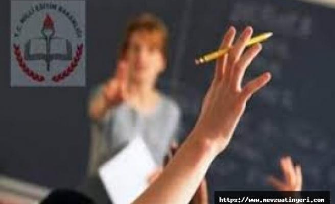 MEB'den geçici görevli öğretmenlerin öğretim yılına hazırlık ödeneği hakkında görüş
