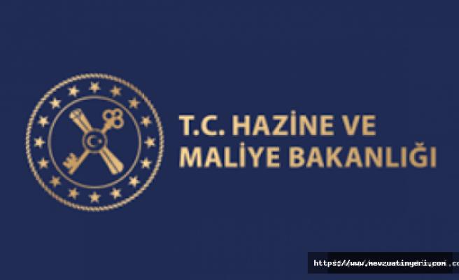 Hazine ve Maliye Bakanlığı, kurum içi uzmanlık sınav ilanını yayımladı