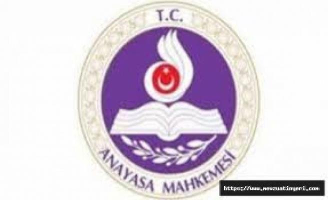 Anayasa Mahkemesi, bekçilik sınavına giriş şartlarından birisini iptal etti
