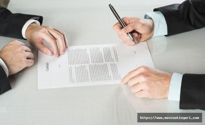 4735 sayılı kanuna göre sözleşme devri