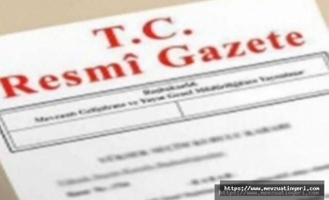 Güvenlik Soruşturması ve Arşiv Araştırması Kanunu yayımlandı