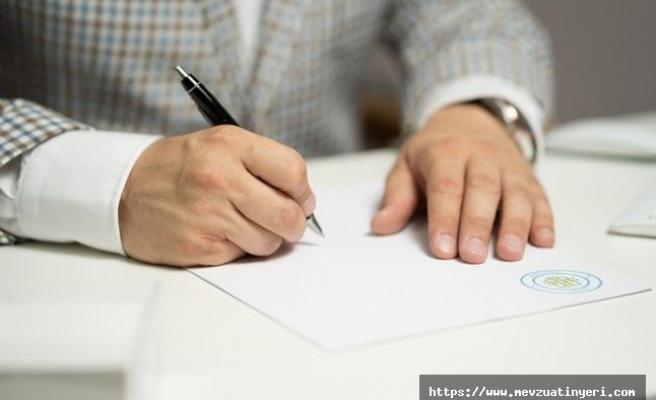 İhalelerde sözleşme imzalanmadan önce sunulacak belge tarihi
