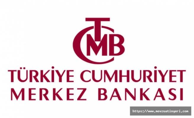 Merkez Bankasında üst düzey görevden alma ve atama kararı