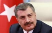 Sağlık Bakanı, 21 Ekim itibariyle oluşan koronavirüs rakamlarını açıkladı