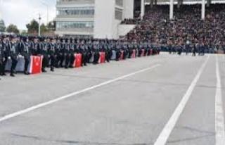 7 Bin Polis Alım İlanı Yayımlandı