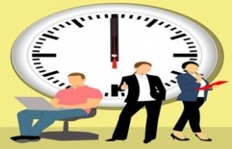 Bir bakanlığın merkez teşkilatının mesai saatlerine ilişkin değişiklik yapıldı