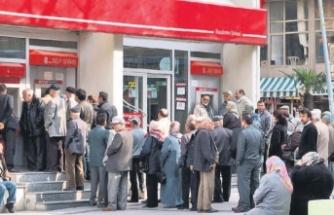 emekliler maaş çekmek için sokağa çıkabilir mi?
