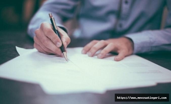 Sosyal denge sözleşmesinin mahalli idare seçimlerini geçecek şekilde imzalanması