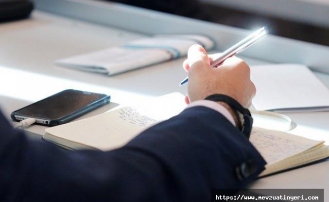 4 b li sözleşmeli personelin 2020 yılı izni 2021 yılına devredecek