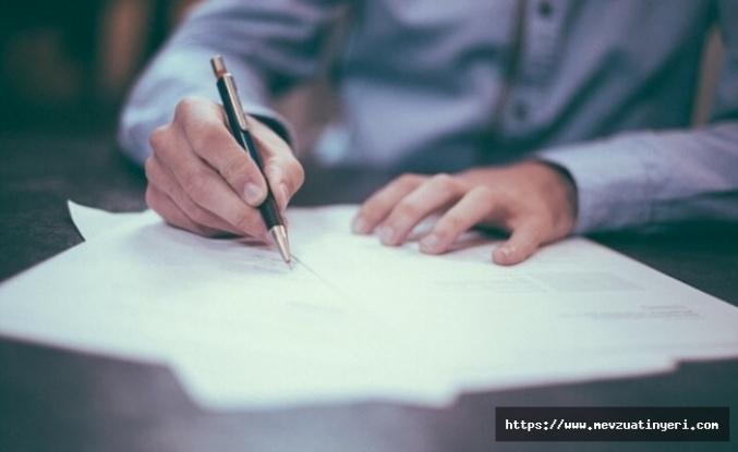 İşe gelmeyen 4 b li sözleşmeli personelin hizmet sözleşmesinin feshi