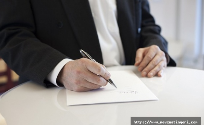 Özel Sektör için görev belgesi formu WORD