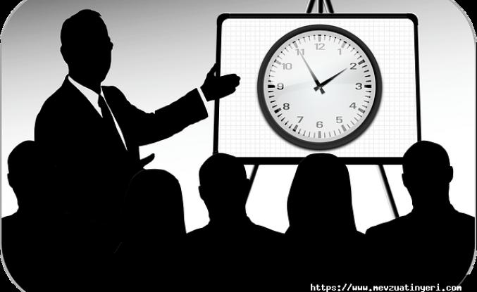 Öğretmenevindeki sivil memurlara fazla çalışma ücreti ödenmeyecek