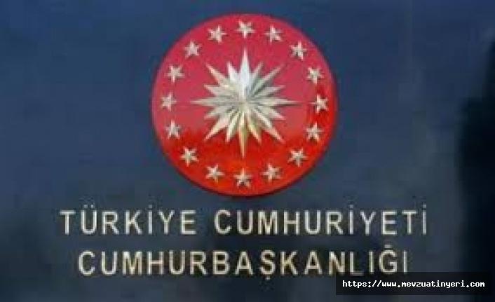 Cumhurbaşkanlığı 1 Haziran idari izin genelgesi